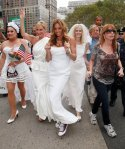 Housewives wedding gowns